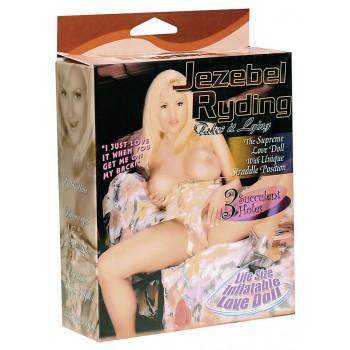 Jezebel Ryding