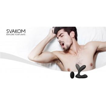 SVAKOM - Vick Plug Prostatico Nero