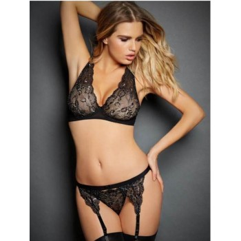 QUEEN LINGERIE - set tre...