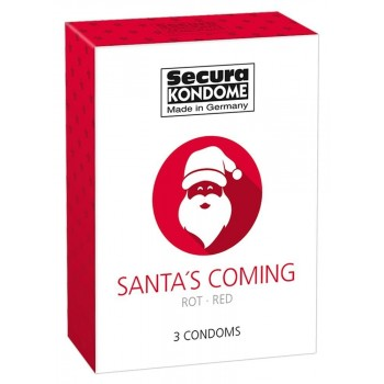 Secura - Santa's Coming...