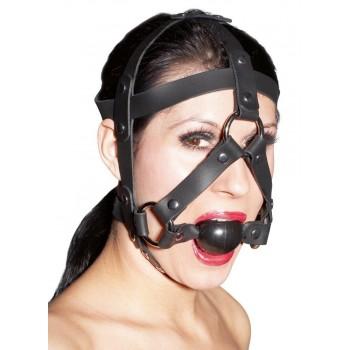 Maschera con Morso Nero